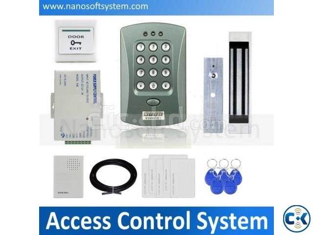 MJPT010- Access Control Full Package | ClickBD large image 0
