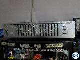 PIONEER stereo graphic equalizer