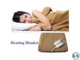 Electrical Heating Blanket Double