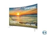 55 Samsung KS7500 4K SUHD Curved TV Best Price 01960403393
