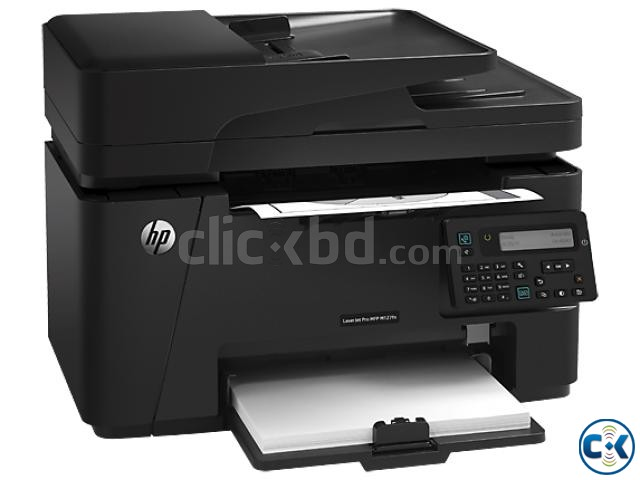 HP LaserJet Pro M127fn Multifunction Printer | ClickBD large image 0