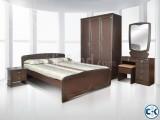 Semi box bed model-2017-709 full set