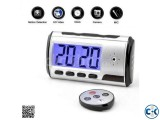 Digital HD Hidden Camera Clock
