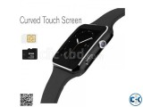 Curved sceen Smart watch