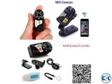 Wifi Mini HD Nightvision Camera
