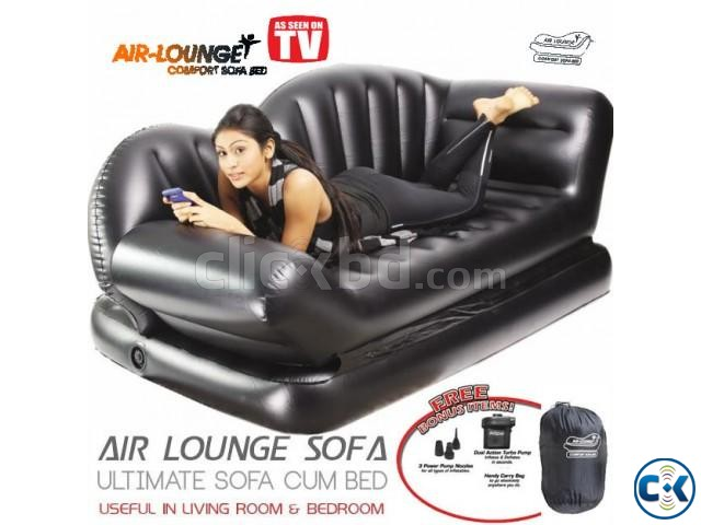 Amazing Air lounge comfort sofa bed | ClickBD large image 0