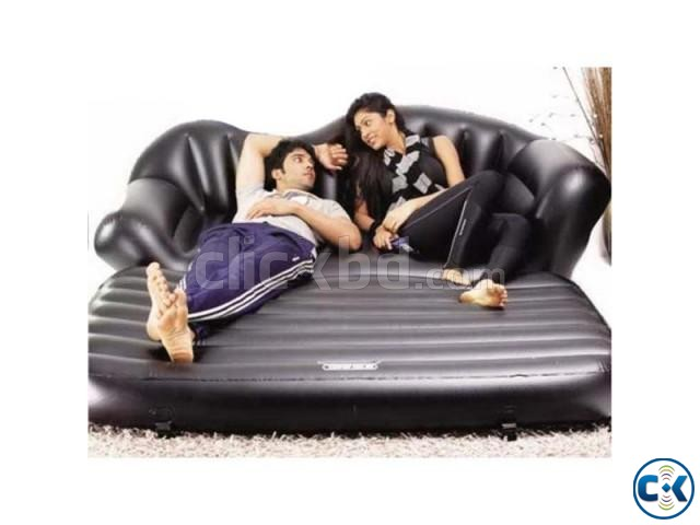 Amazing Air lounge comfort sofa bed | ClickBD large image 2