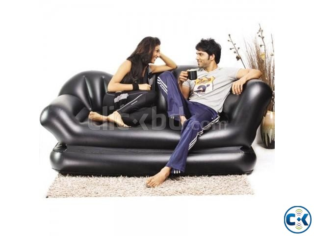 Amazing Air lounge comfort sofa bed | ClickBD large image 3