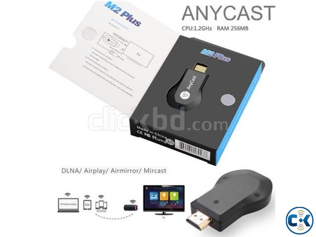 AnyCast TV Stick Miracast DLNA Tv Dongle | ClickBD large image 4
