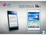 LG Optimus Vu F100