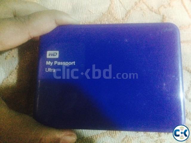 WD My Passport Ultra 2TB Portable | ClickBD large image 0