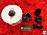 Motorola moto 360 stainless steel boxed up for sell