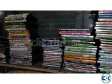Huge Collection of CD and DVD sold in Quantity