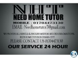 SAT -GED -IELTS HOME TUTOR IN BARIDHARA 01745863036