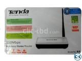 TENDA N4 150 Mbps Wireless Router