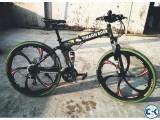 Timaon Roer Mountain Bike