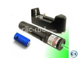 Rechargeable Green Laser Pointer intact pack