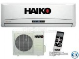 HAIKO SPLIT TYPE 1  TON AC BRAND NEW
