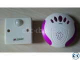 Home Security System wireless semi_rechargable