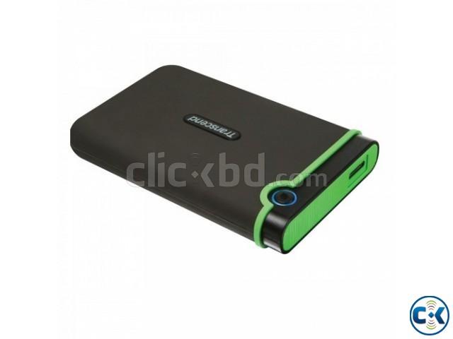 Transcend J25M3 1TB USB 3.0 Portable Hard Disk | ClickBD large image 0