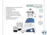 Orpat indian Kitchen Platinum 3 Jar Mixer Grinder