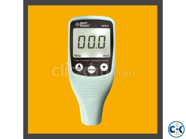 Film Coating Thickness Gauge AR932 | ClickBD large image 0
