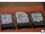 IBM server hard disk
