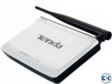 Tenda N4 N150 Mbps Easy Setup WDS Bridge Wireless Router