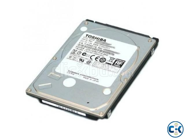 Toshiba 500 GB 2.5 SATA Internal Laptop Hard Disk | ClickBD large image 0