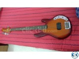 Musicman Sterling Ray 34 Active Bass Guitar