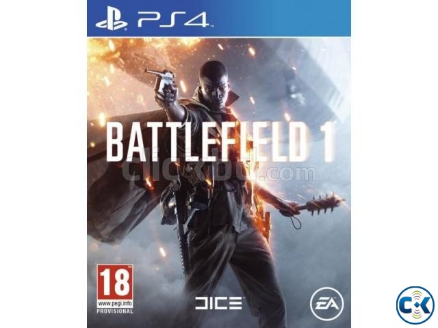 PS4 GAMES | ClickBD large image 1