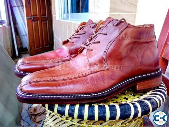 Italian shoe genuine | ClickBD large image 0