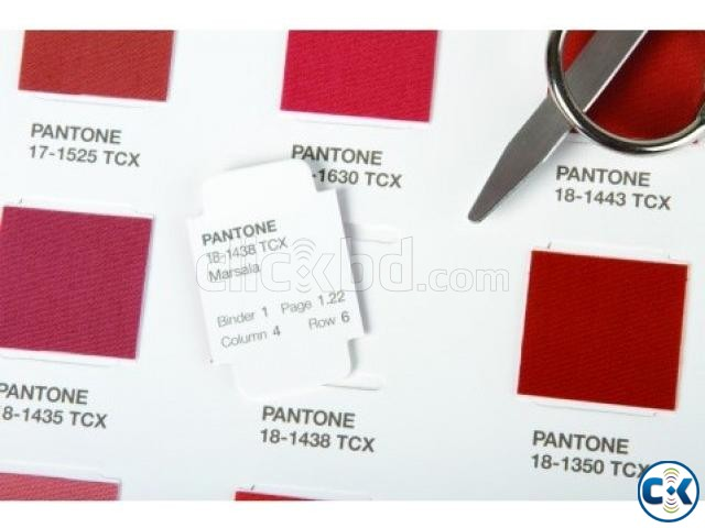 pantone color seeds TCX Cotton Chip Set in bd bangladesh | ClickBD large image 1