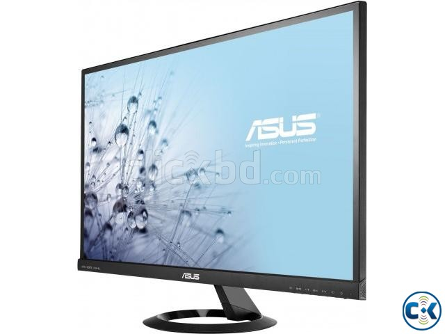 ASUS 27 INCH AH- IPS MONITOR WITH Thin Bezel | ClickBD large image 0