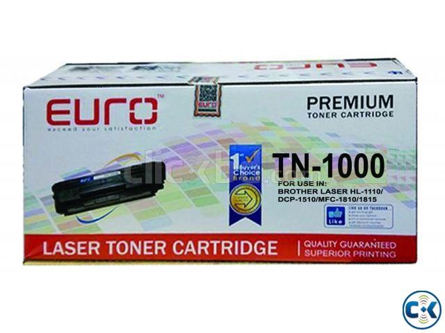 Euro Laser Toner Brother TN-1000 | ClickBD large image 0