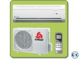 CHIGO AC 1 TON Brand New 1 ton split air conditioner