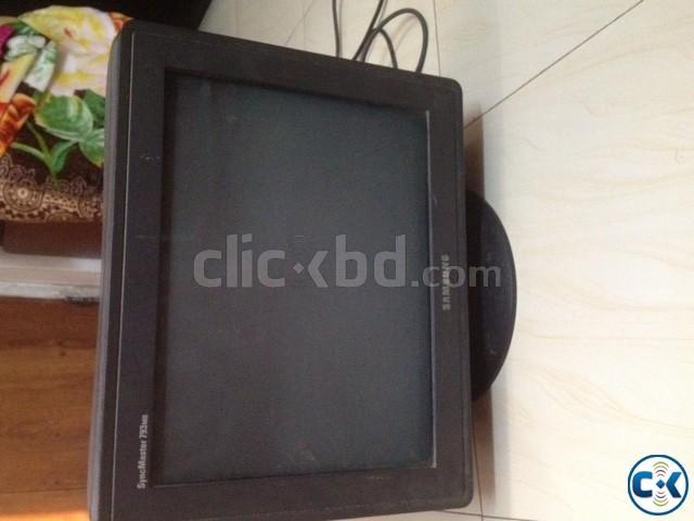 Samsung SyncMaster793MB 17 Flat Monitor | ClickBD large image 2
