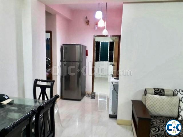 1250 Sft 3 Bed Fully Furnished Flat For Rent At Dhanmondi Clickbd