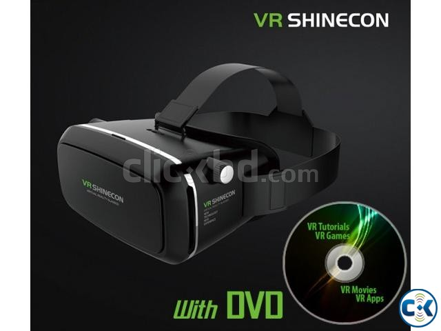 SHINECON VR BOX 3D Virtual Reality Glasses | ClickBD large image 0