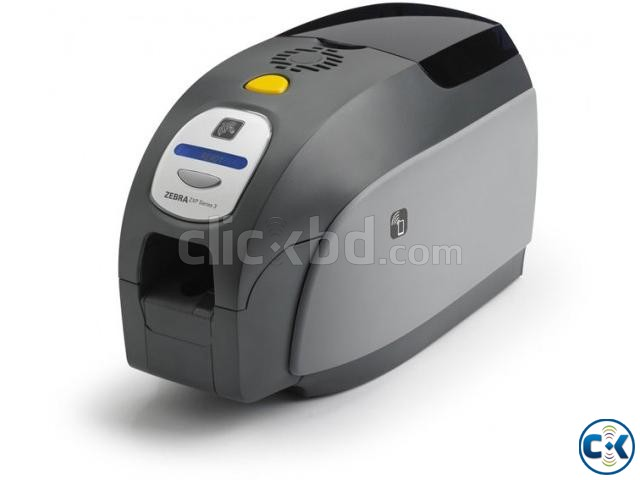 ZEBRA ZXP SERIES 3 ID CARD PRINTER | ClickBD large image 0
