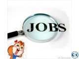 Female Job Emergency Vacancy mailbag dhanmondhi rampura