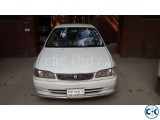 Family Toyota DX White for Sale