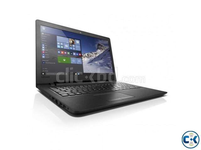 Lenovo Ideapad 110 Dual core 4GB 1TB 15.6 Laptop | ClickBD large image 0