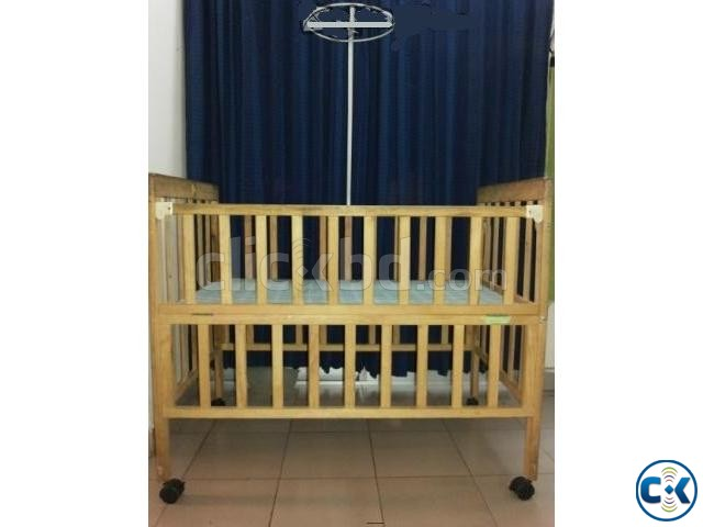 Baby Cot Bed   ClickBD large image 0