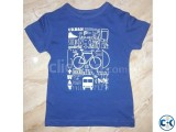 Boys Printed T -Shirt