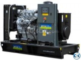 UK Perkins 30 KVA 5.4 Ltrs Hr Fuel 50Hz Diesel Generator