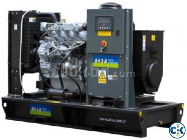 UK Perkins 30 KVA 5.4 Ltrs Hr Fuel 50Hz Diesel Generator | ClickBD large image 0