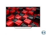 Sony 55 X7000D 4K UHD with Android TV
