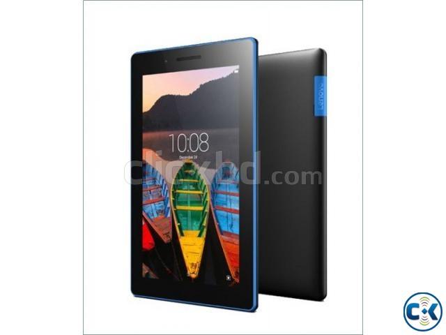 Lenovo Tab3 Essential 1GB 16GB 3G Tablet   ClickBD large image 0