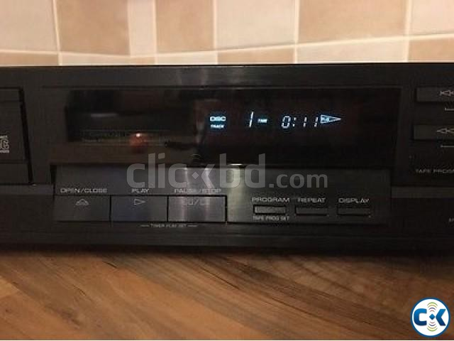 YAMAHA COMPACT DISC PLAYER | ClickBD large image 1